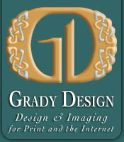 Grady Design - Design & Imaging for Print and the Internet